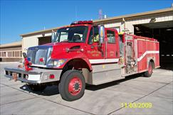 Pumper/Rescue